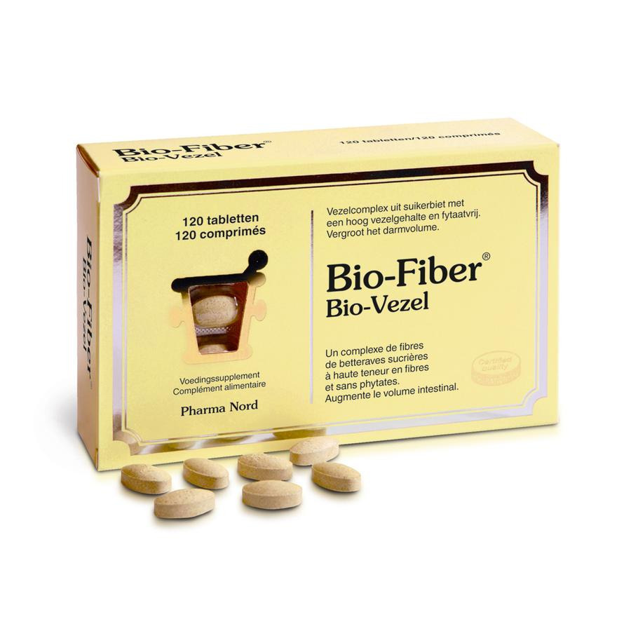 Image of Pharma Nord Biofiber 80 120 Tabletten