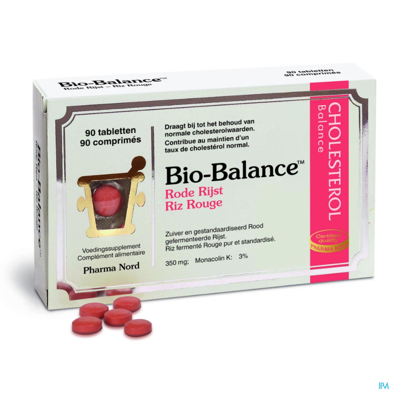 Image of Pharma Nord Bio-Balance Rode Rijst 90 Tabletten