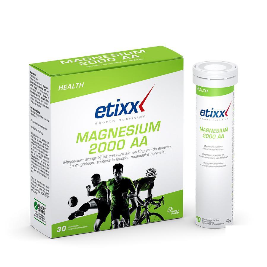 Image of Etixx Magnesium 2000 AA 30 Bruistabletten