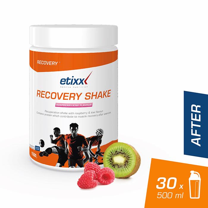 Image of Etixx Recovery Shake Framboos/ Kiwi 1,5kg