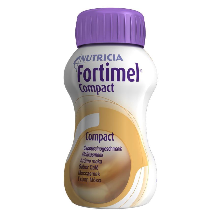 Image of Fortimel Compact Mokka 4x125ml