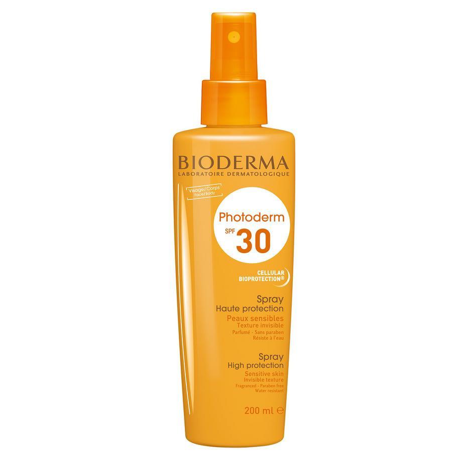 Image of Bioderma Photoderm SPF30 Spray 200ml