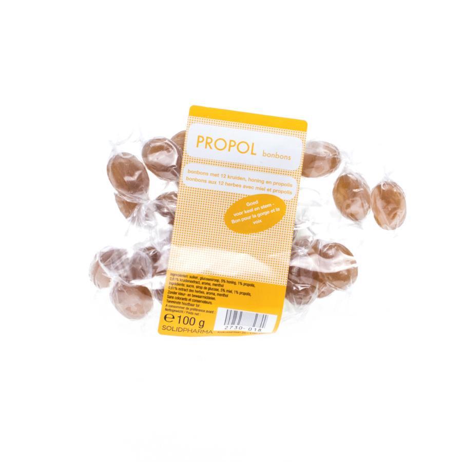 Image of Propol Bonbons Pastilles 100g