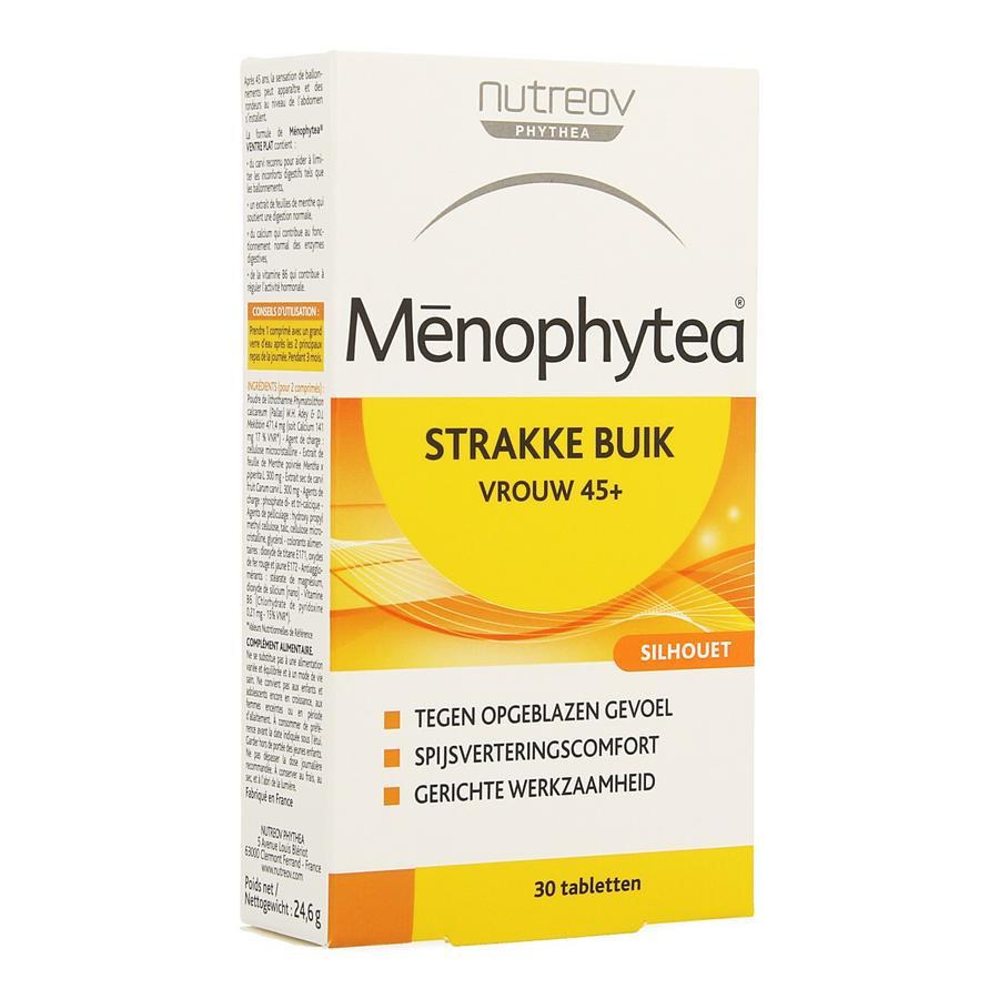 Image of Menophytea Platte Buik 30 Tabletten