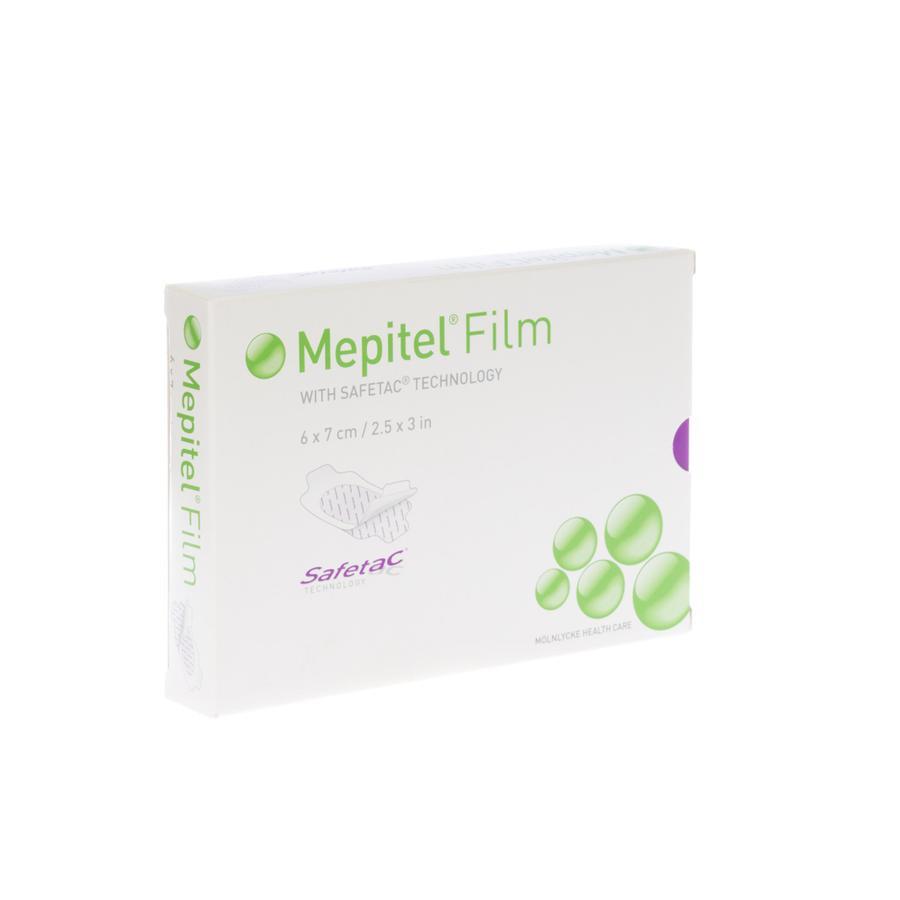 Image of Mepitel Film 6x7cm 10 Stuks