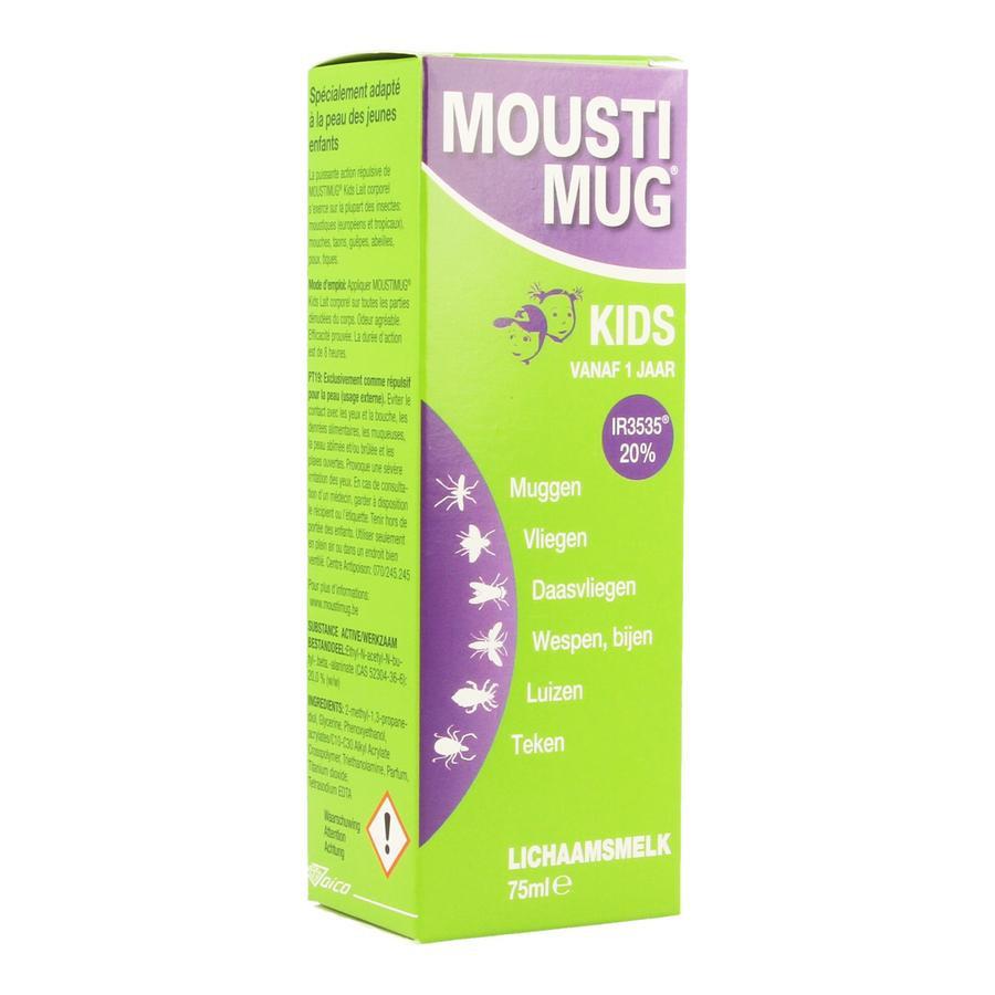Image of Moustimug Kids Lichaamsmelk 75ml