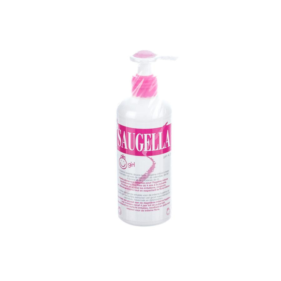 Image of Saugella Girl Emulsie 200ml