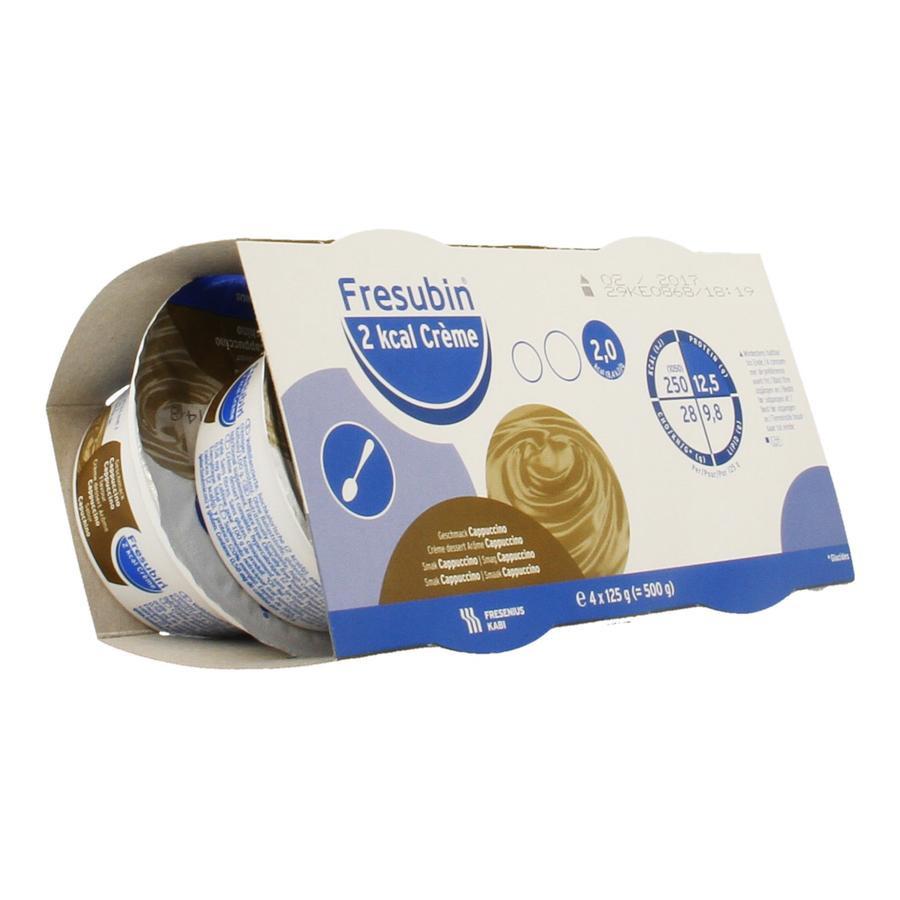 Image of Fresubin 2kcal Creme Cappuccino 4x125g