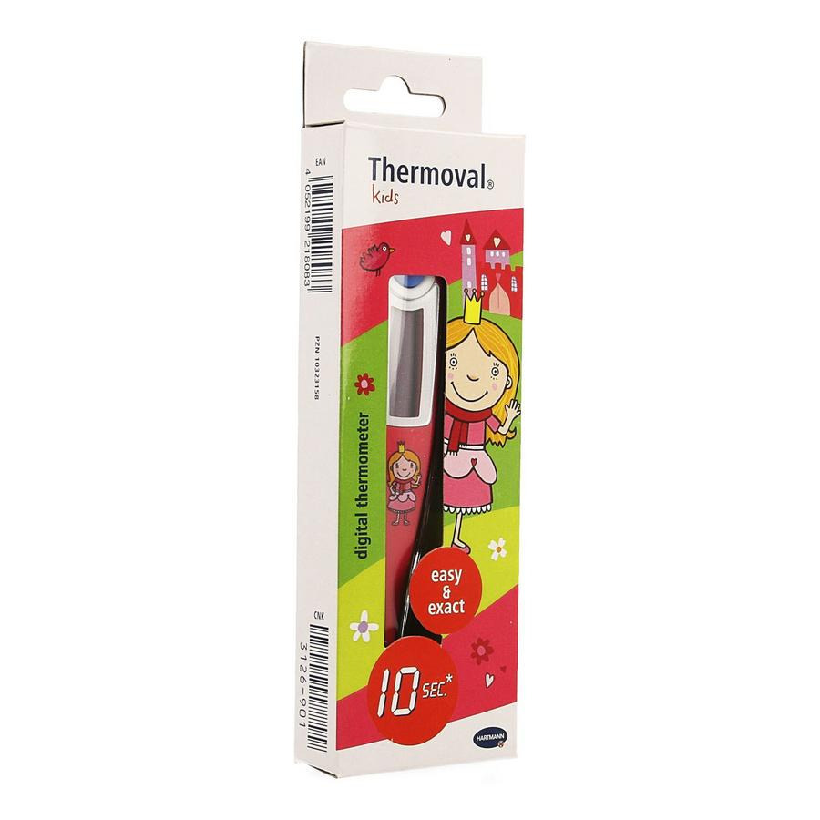 Image of Thermoval Kids Thermometer 1 Stuk