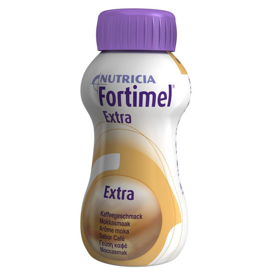 Image of Fortimel Extra Mokka 4x200ml Verv.2401503