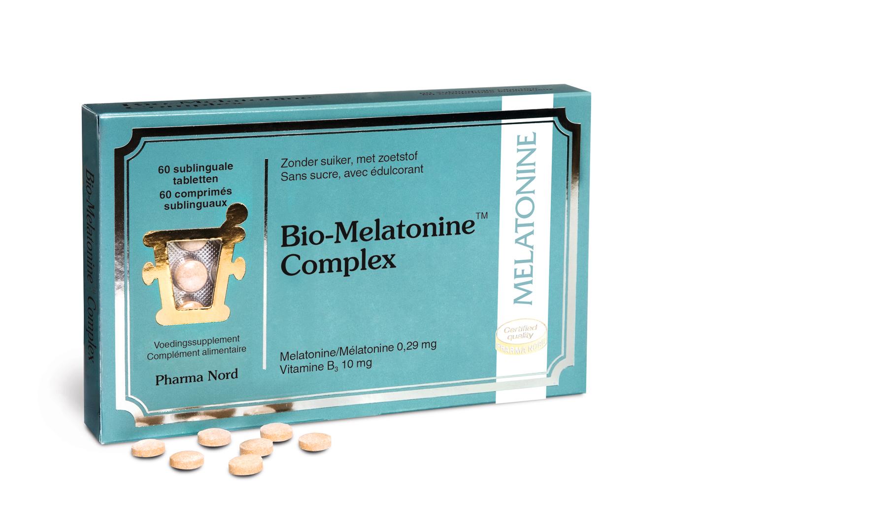 Image of Pharma Nord Bio-Melatonine Complex 60 Tabletten