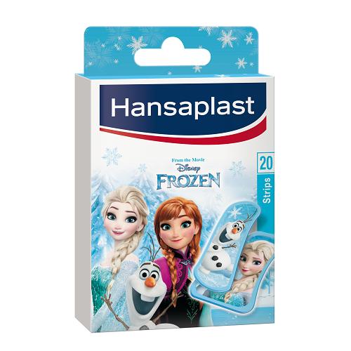 Image of Hansaplast Frozen Pleister 20 Strips