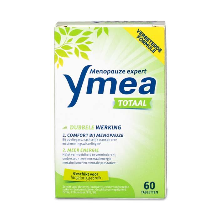 Image of Ymea Totaal Menopauze Comfort & Energie 60 Tabletten