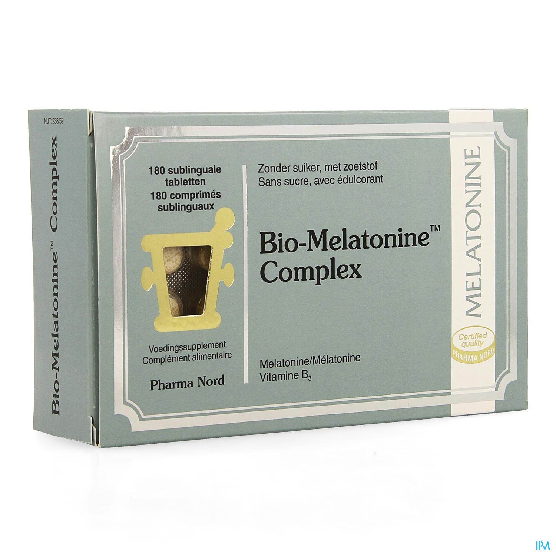 Image of Pharma Nord Bio-Melatonine Complex 180 Tabletten