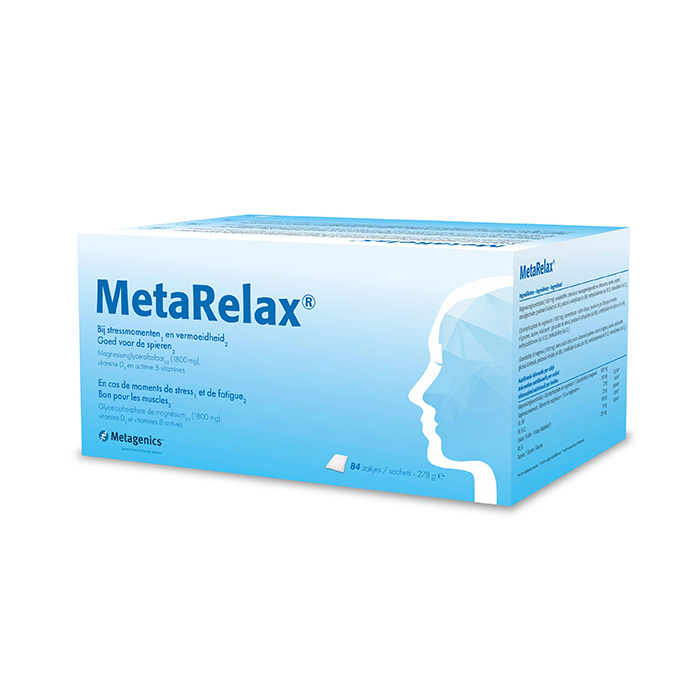 Image of MetaRelax 84 Zakjes
