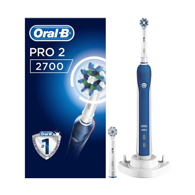 Image of Oral-B Pro 2700 Elektrische Tandenborstel 1 Stuk