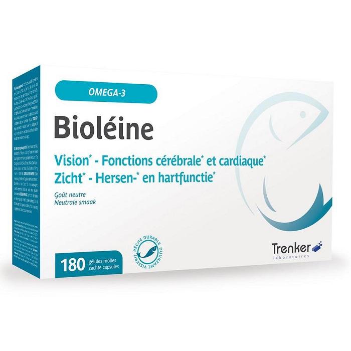 Image of Bioléine Omega-3 180 Capsules