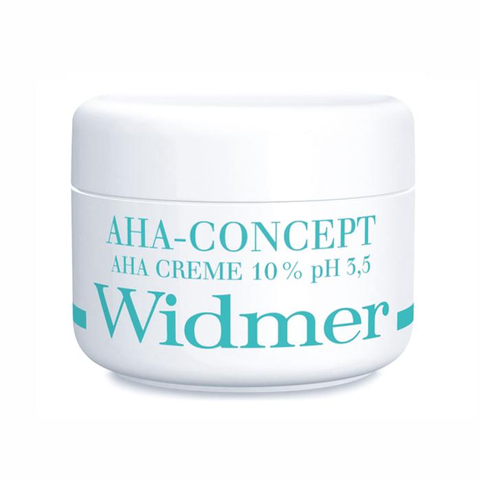 Image of Louis Widmer AHA-Concept Crème 10% Zonder Parfum 50ml