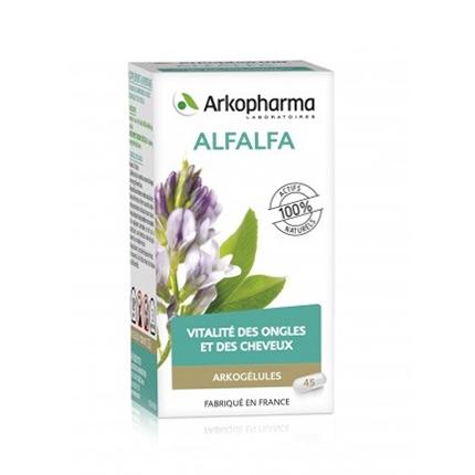 Image of Arkocaps Alfalfa Vitaliteit Haar/Nagels 45 Capsules