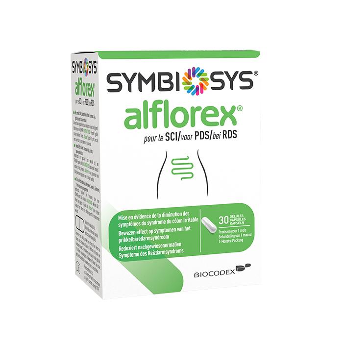 Image of Symbiosys Alflorex Prikkelbare Darm 30 Capsules