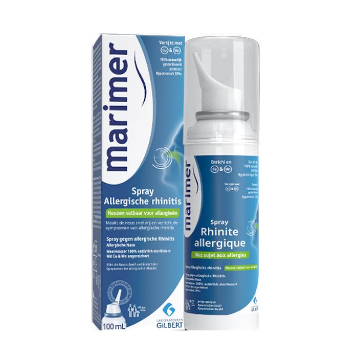Image of Marimer Allergische Rhinitis Spray 100ml
