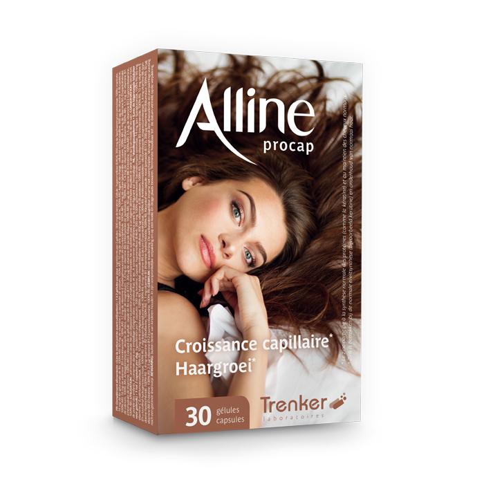 Image of Alline Procap Haargroei 30 Capsules