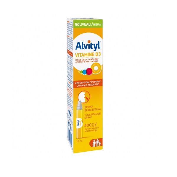Image of Alvityl Vitamine D3 Spray 10ml