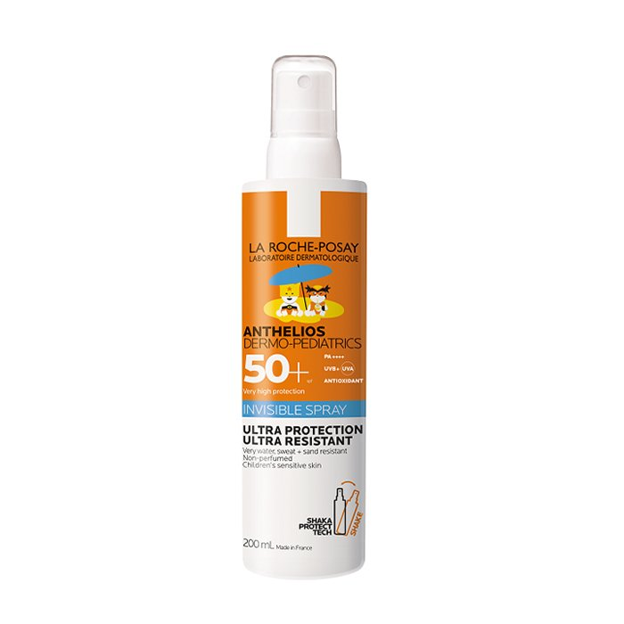 Image of La Roche Posay Anthelios Dermo-Pediatrics Shaka SPF50+ Onzichtbare Spray 200ml