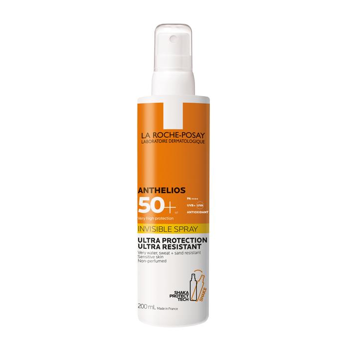 Image of La Roche Posay Anthelios Onzichtbare Spray SPF50+ MP 200ml