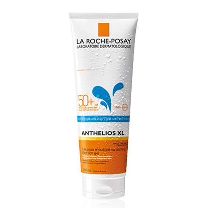 Image of La Roche Posay Anthelios XL Wet Skin Gel Volwassenen SPF50+ 250ml