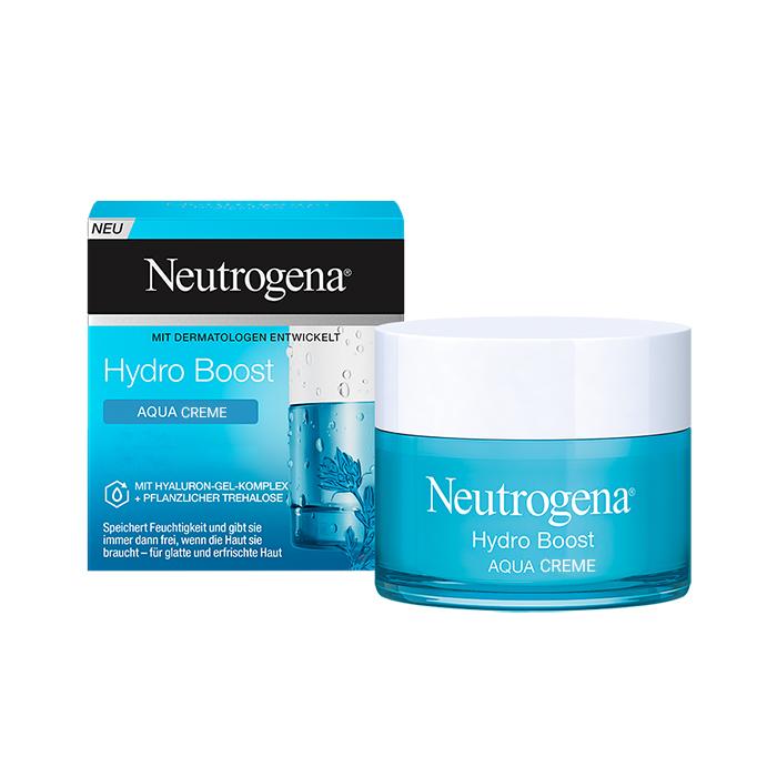 Image of Neutrogena Hydro Boost Aqua Crème Droge Huid 50ml