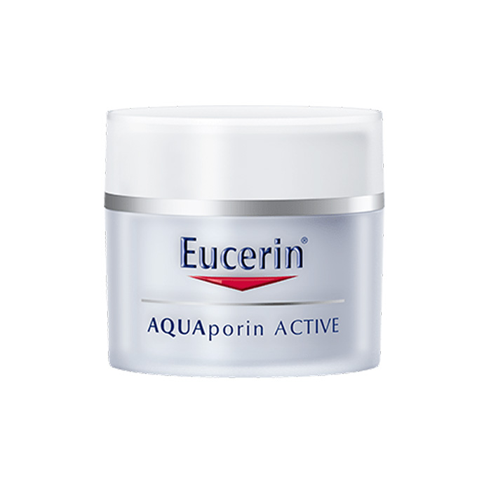 Image of Eucerin Aquaporin Active Gezichtscrème Droge/ Gevoelige Huid 50ml