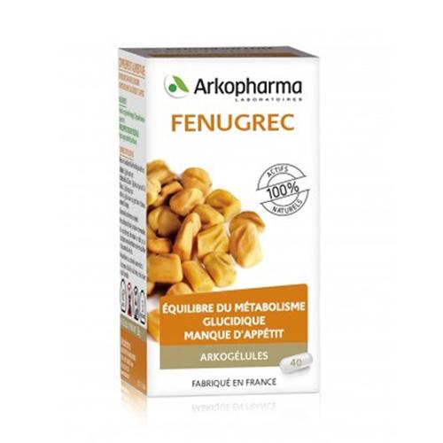 Image of Arkocaps Fenegriek Eetlust 40 Capsules