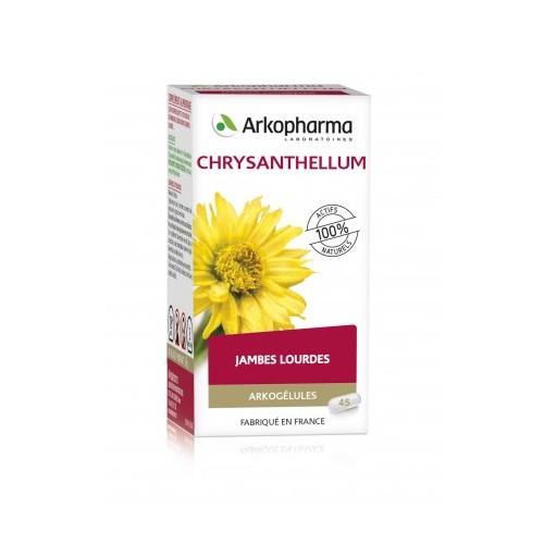 Image of Arkocaps Chrysanthellum Bio 45 Capsules