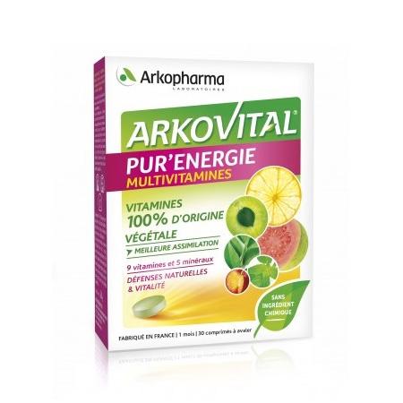 Image of Arkovital Pure Energy 30 Tabletten