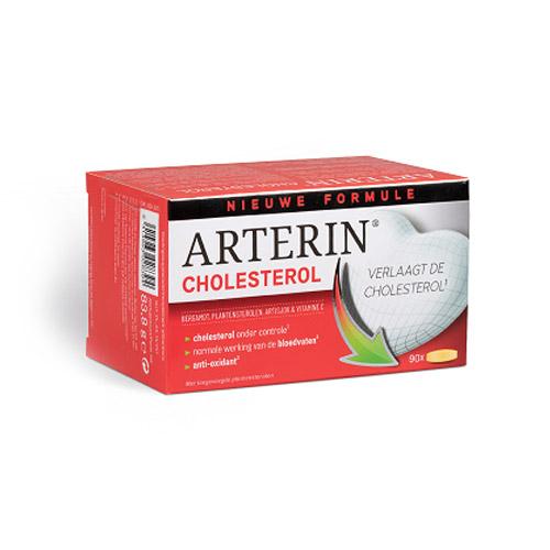 Image of Arterin Cholesterol 90 Tabletten