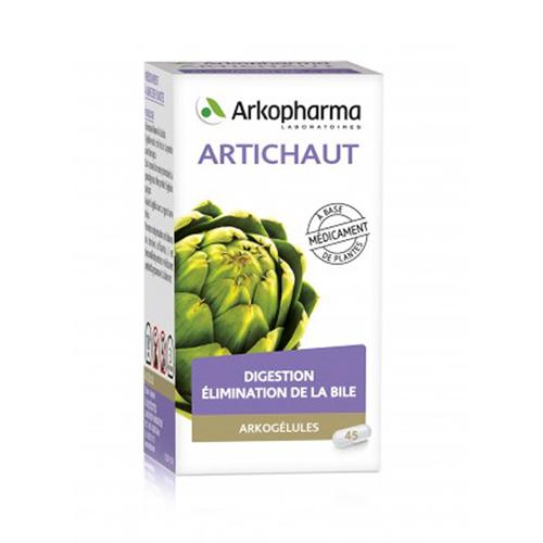 Image of Arkocaps Bio Artisjok Spijsvertering 40 Capsules