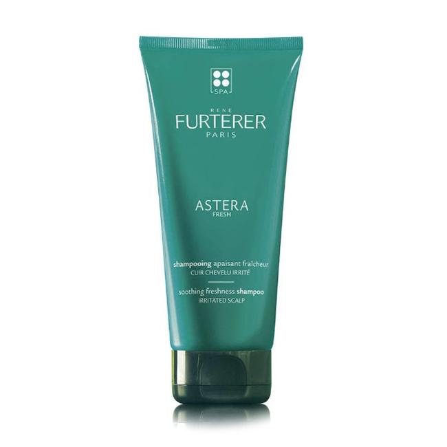 Image of René Furterer Astera Fresh Verkoelende Kalmerende Shampoo Geïrriteerde Hoofdhuid 200ml