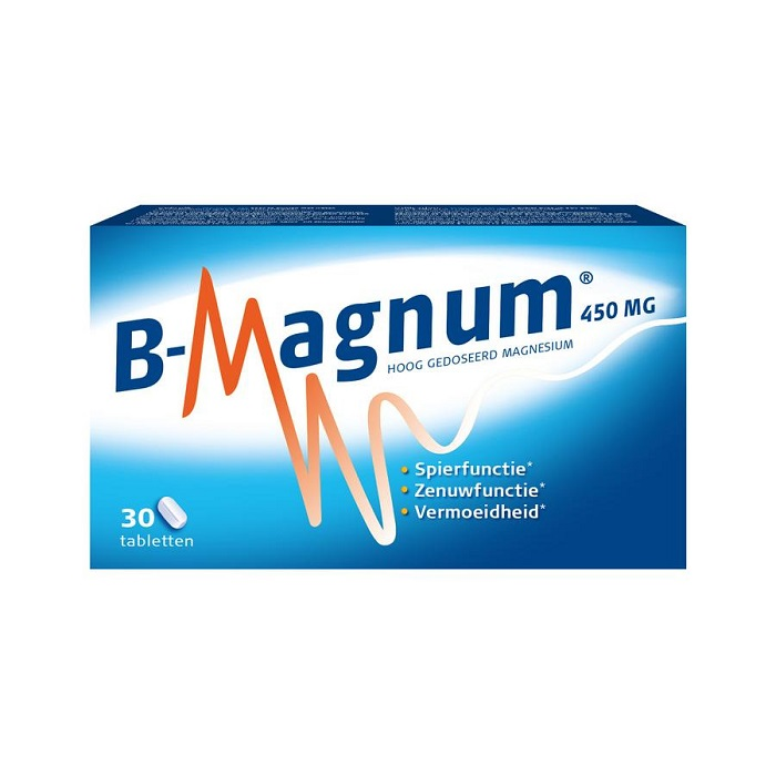 Image of B-Magnum 450mg 30 Tabletten