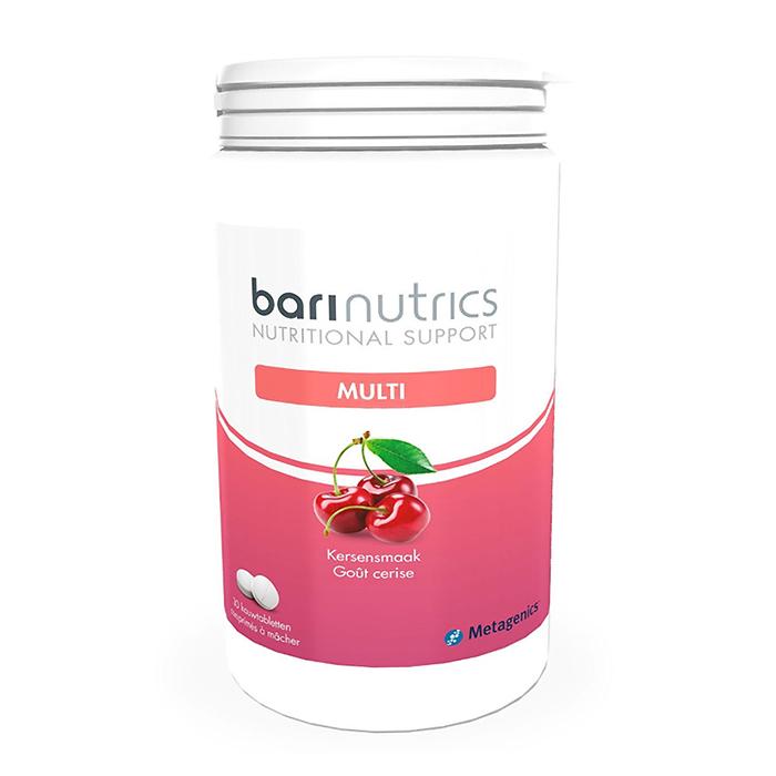 Image of Barinutrics Multi Kerssmaak 30 Kauwtabletten
