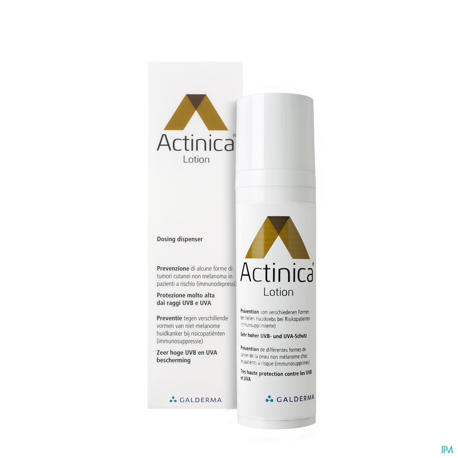 Image of Actinica Lotion 80g