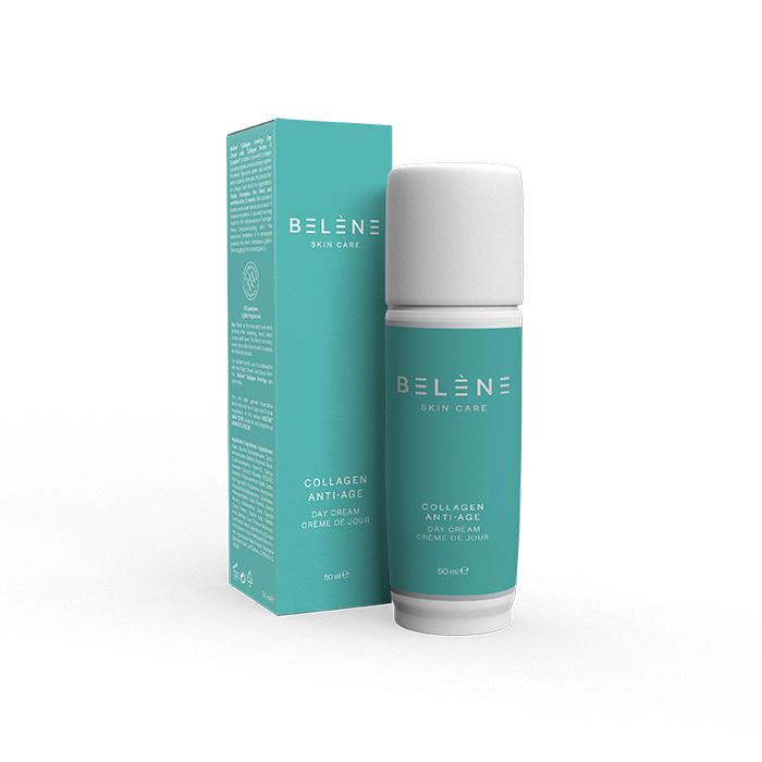 Image of Belène Collagen Anti-aging Dagcrème 50ml