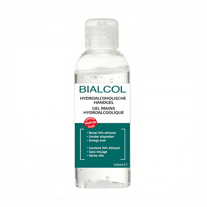 Image of Bialcol Hydroalcoholische Handgel 125ml