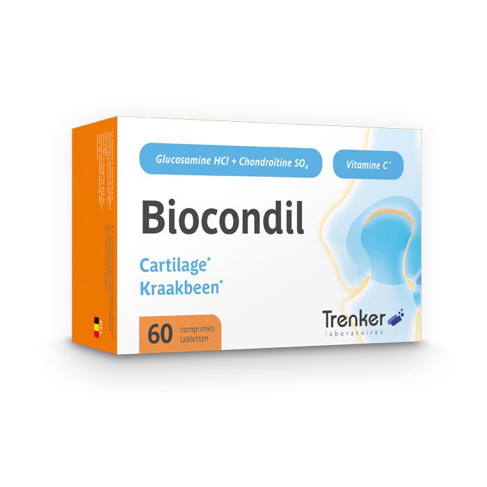 Image of Biocondil 60 Tabletten