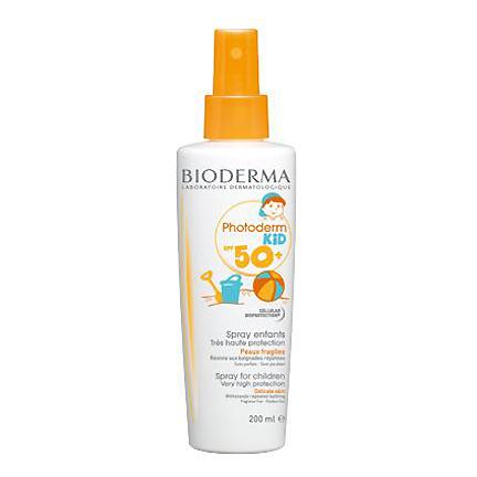 Image of Bioderma Photoderm Kid Spray SPF50+ 200ml