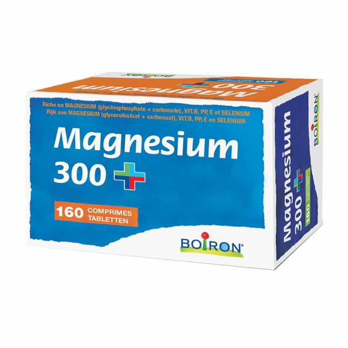 Image of Boiron 300+ Magnesium 160 Tabletten
