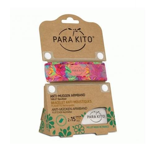 Image of Para'kito Anti-Muggen Armband Summer Time + 2 Navullingen