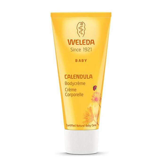 Image of Weleda Baby Bodycrème Calendula Tube 75ml