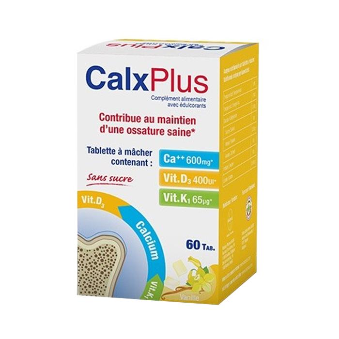 Image of CalxPlus Vanille 60 Tabletten