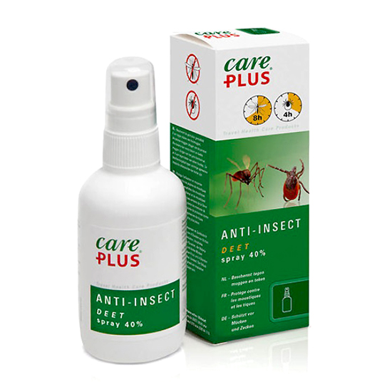 Image of Care Plus Anti-Insect DEET Spray 40% 60ml